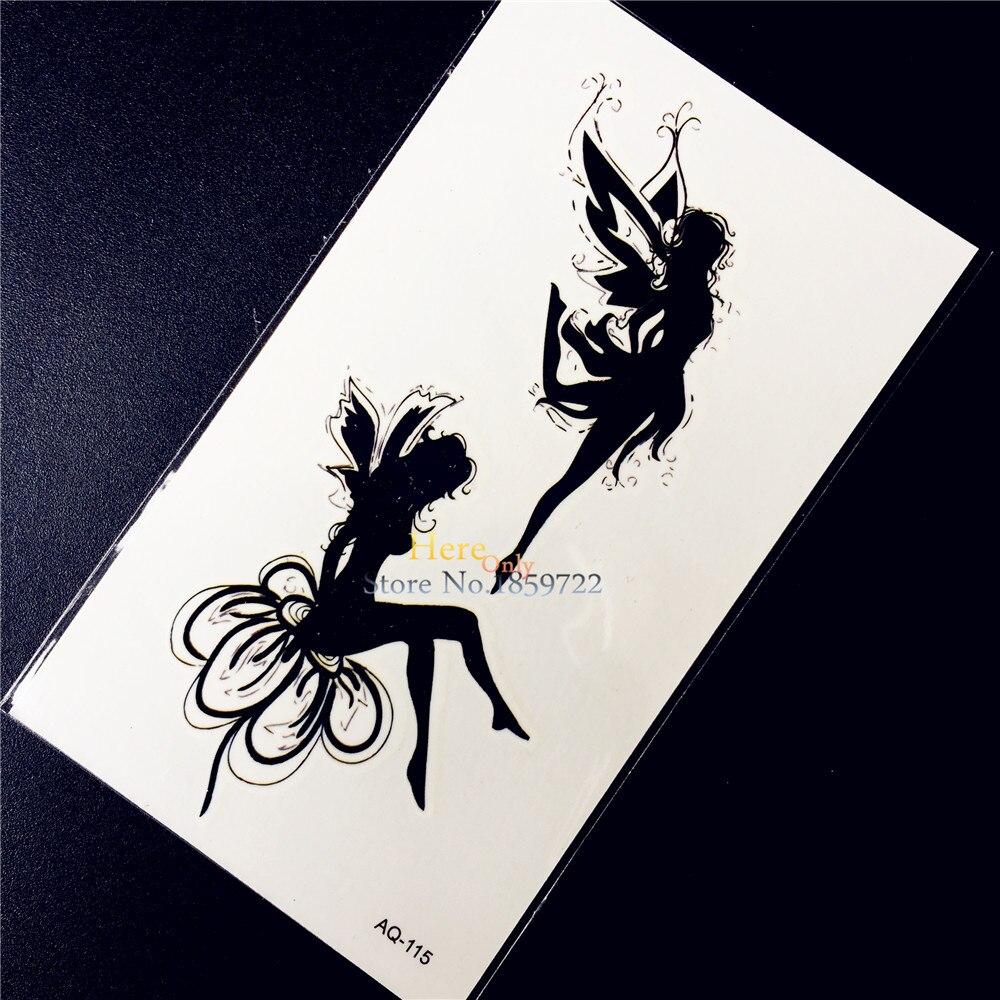 Aliexpress.com : Buy Elf Designs Fake Waterproof Tattoo
