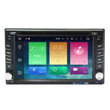Android 6.0.1 Two Din 6.2 Inch Universal Car DVD Player Multimedia 3G/4G Wifi GPS Navigation Radio 2G RAM 32G ROM Octa Cores