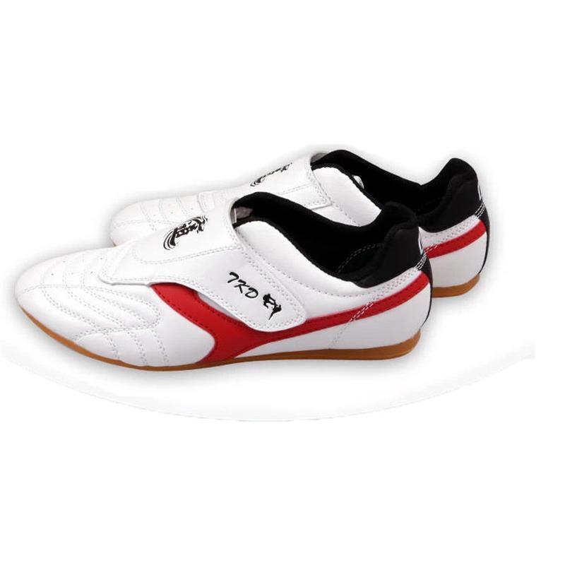 outlet store sale 9592f 8d887 Nouveau Taekwondo Chaussures pour enfants Adulte Benyue chaussures  respirant Arts Martiaux Baskets KARATÉ hapkidoTraining WTF intérieur  chaussures MMA dans ...