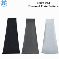 Surf Yacht mat Diamond Plate Pattern Surfboard Traction Tail Pads Surf Deck Grips EVA traction pad boat deck pad SUP deck pad