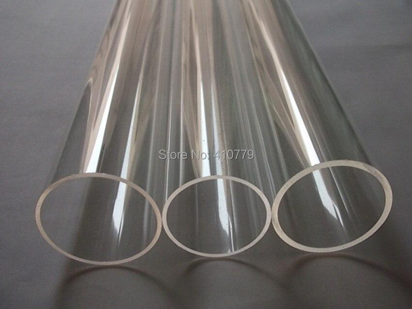 THZ Acrylic Tube Tranaparent Plastic Pipe Plexiglass Perspex Tubing (9)
