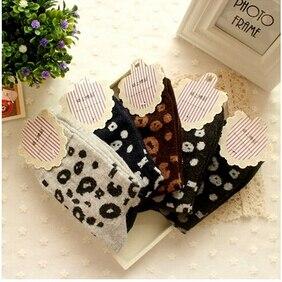 c9cb4f8c869 chaussettes leopard femme