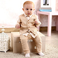 Boys Spring and Autumn baby clothes baby shirt children Tong Organic Cotton double coat baby clothes baby outerwear  A0071