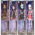1 unid nuevas muñecas/monster toys doll para niñas/juguete de regalo para niños de alta calidad/clásico toys regalo de navidad muñecas de moda