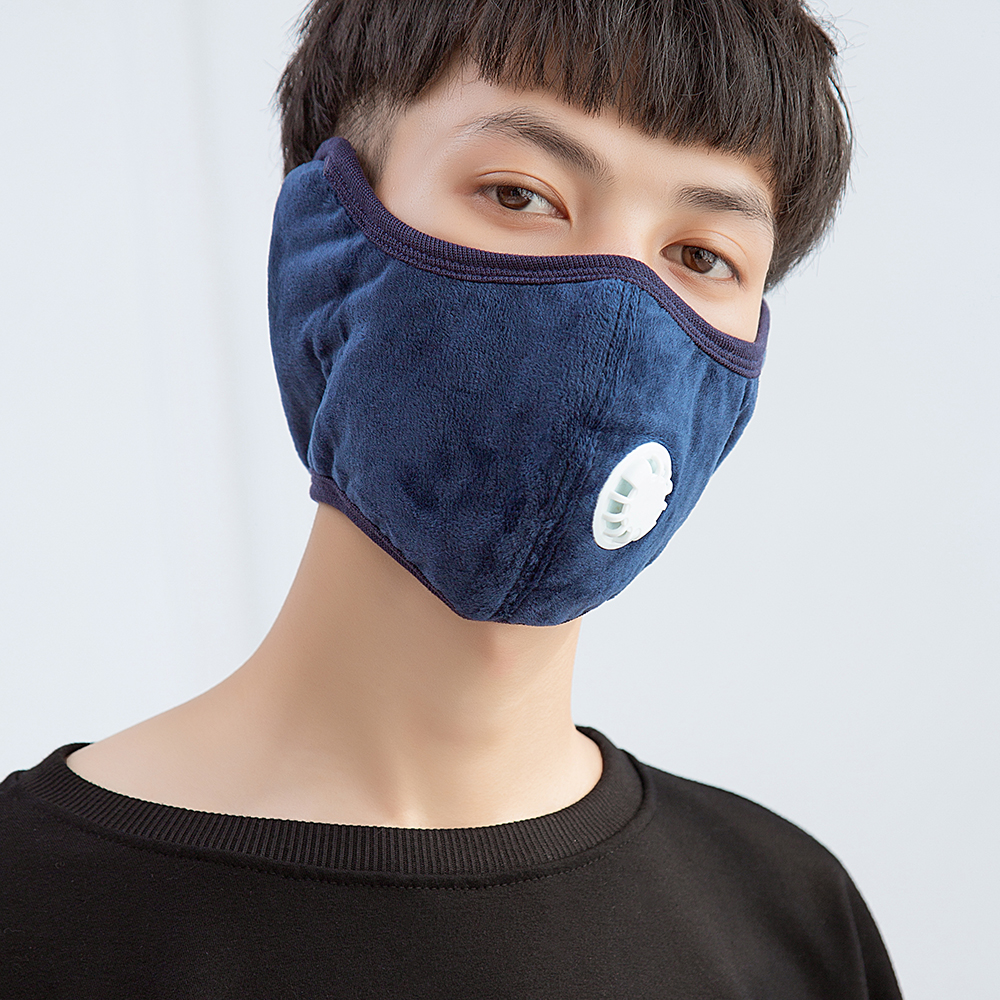 Personal Health Care Masks Glorsun Fashion Folding Fine Pm 2.5 Cotton Allergy Flu Dust Proof Mask Mouth Fashion Sport Breathing Summer Carbon Filter Mask