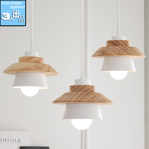 ФОТО LED Post-modern Simplicity House Wood Pendant Lamp  Fixture Cafe Bar Dining Room Couture