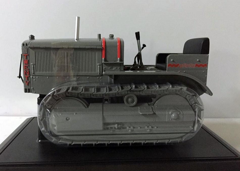 Rare! Norscot Caterpillar Cat vingt tracteur à chenilles 1:16 échelle moulé sous pression 55201