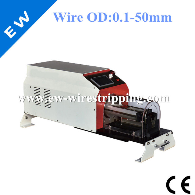 Magnificent Ew 10Ut Electric Cable Making Machine Wire Stripping Machine In Wiring 101 Swasaxxcnl
