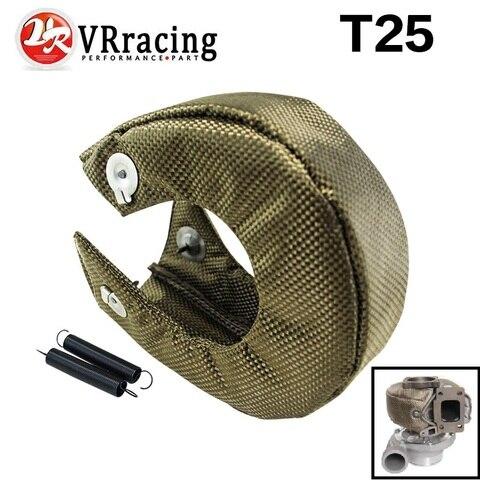 vr t25 t28 gt25 gt28 gt30 gt35 turbo turbocharger 100 cheio de titanio escudo termico