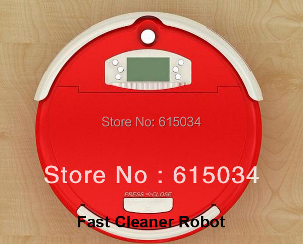 (Free To Russia)Vacuum Cleaner Robot with Wet Moppiing function, Dry Vacuuming ,Larger Dustbin 0.7L,Big 2500MAH Battery