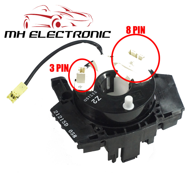 Image 5 - MH ELECTRONIC 25560 BT25A 25560BT25A FOR NISSAN QASHQAI +2 PATHFINDER R51 NAVARA FAST DELIVERY HIGH QUALITY WITH WARRANTY!!-in Steering Wheels & Horns from Automobiles & Motorcycles