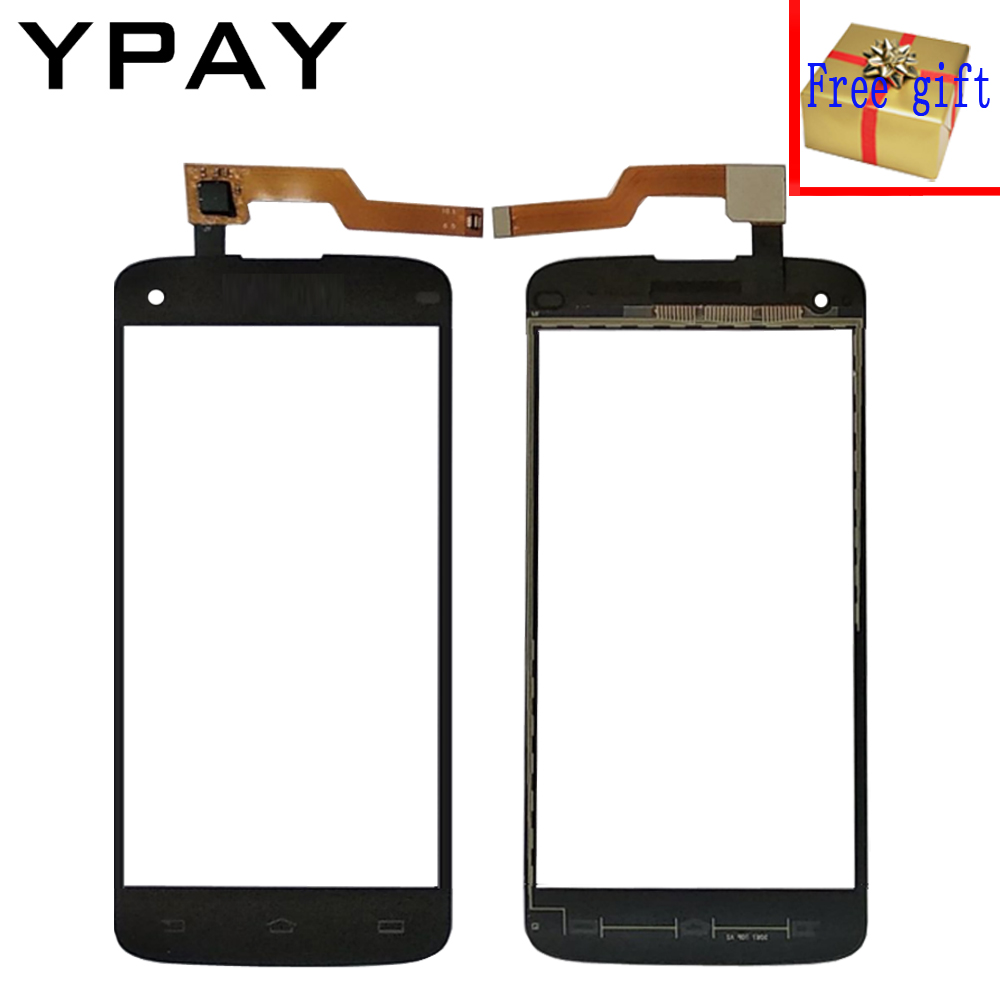 YPAY 5.0'' Mobile Touch Glass For Philips i908 Touch Screen Digitizer Front Glass Lens Sensor Tools Free A Large Gift Package