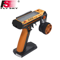 Fly Sky FS GT3C 2.4GHz 3 Channel Transmitter with GR3E Receiver For RC Cars Boat Radio Transmitter Controller With Receiver