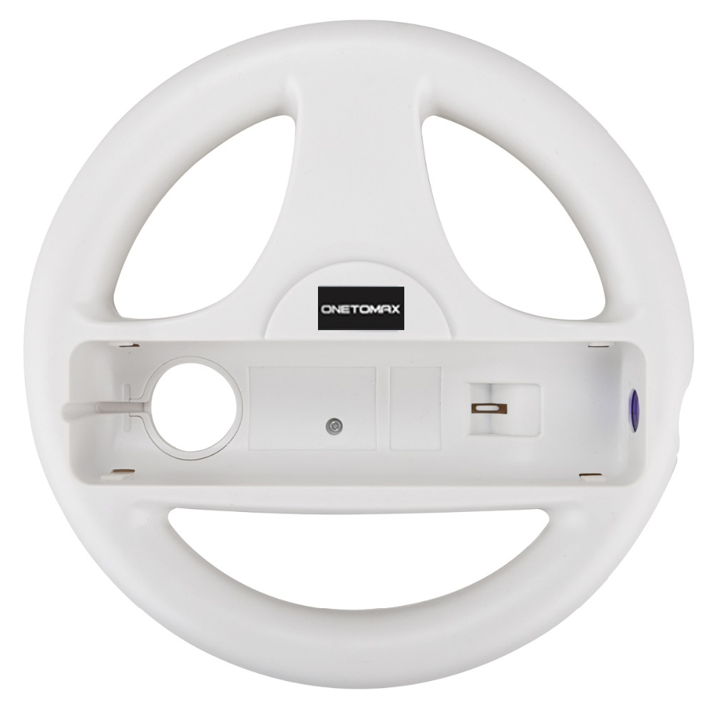 2xSteering Kart Racing Wheel for Nintendo for Wii Remote Control Game Excite Truck Excitebike For wii console Racing game gift