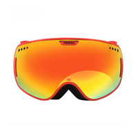 PROPRO Unisex Ski Goggles Anti Fog UV400 Protection Spherical Glasses Snowboard Goggles Eyewear Double Lens Skiing
