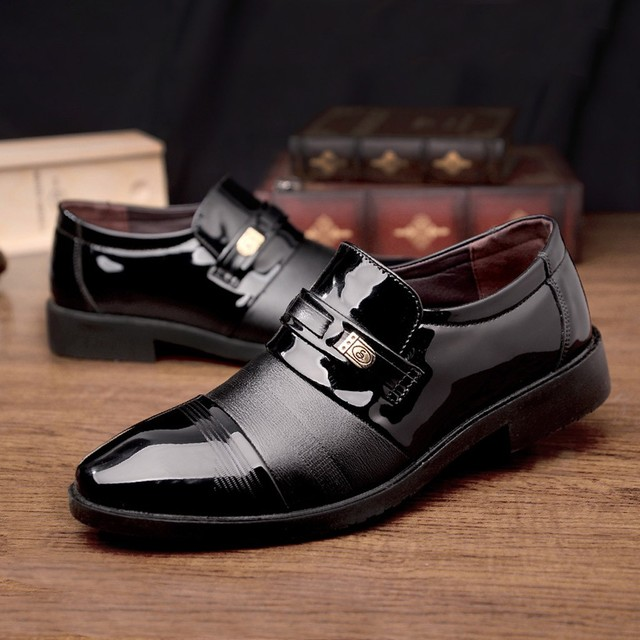 Formal Leather Shoes - Plush Plus 3