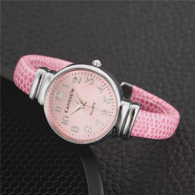 Women's Bangle Bracelet Watch 2
