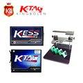 KESS V2 V2.30 V4.036 KESS V2 Master +Ktag ECU Programmer K TAG V2.13 FW 6.070 +BDM Frame Adapter DHL Free shipping