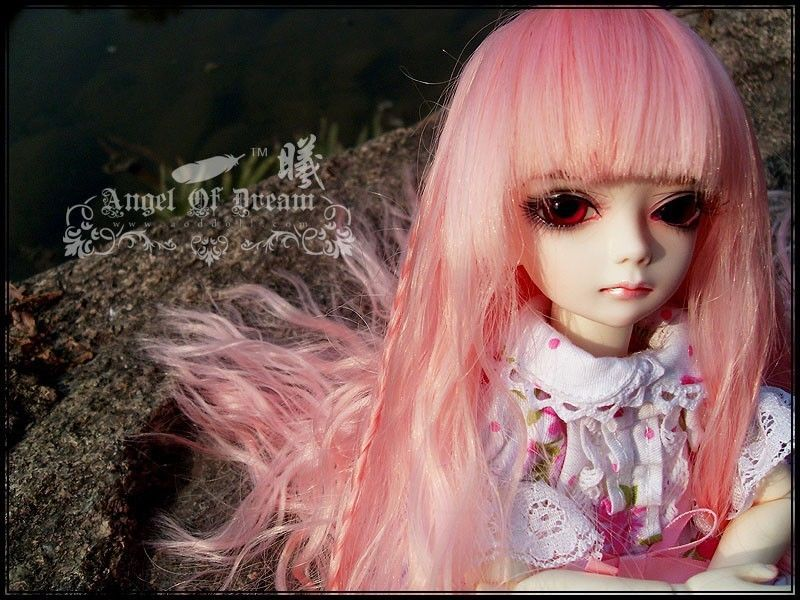 [wamami] AOD 1/6 BJD Dollfie Set Girl Xi FREE EYES/FACE UP/