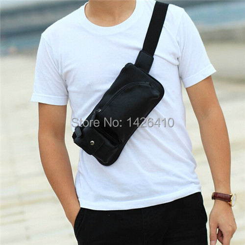mens chest bag