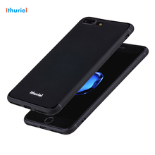 ithuriel For iPhone 7 6s 6 Plus Case Bumper soft tpu Protective shell Light thin Cases For Apple iphone 7 6s plus Cover silicone стоимость