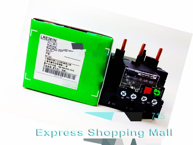 Фото New LRE361N EasyPact TVS Thermorelay 55~70A 5pcs/lot