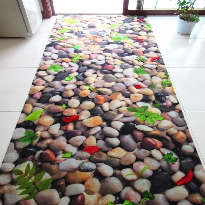 Sunnyrain 3d Carpet Cobblestone Rugs And Carpets For Home