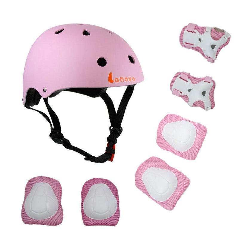 LANOVA Protector 7Pcs / set Велосипедпен сырғанау - Спорттық киім мен керек-жарақтар - фото 2