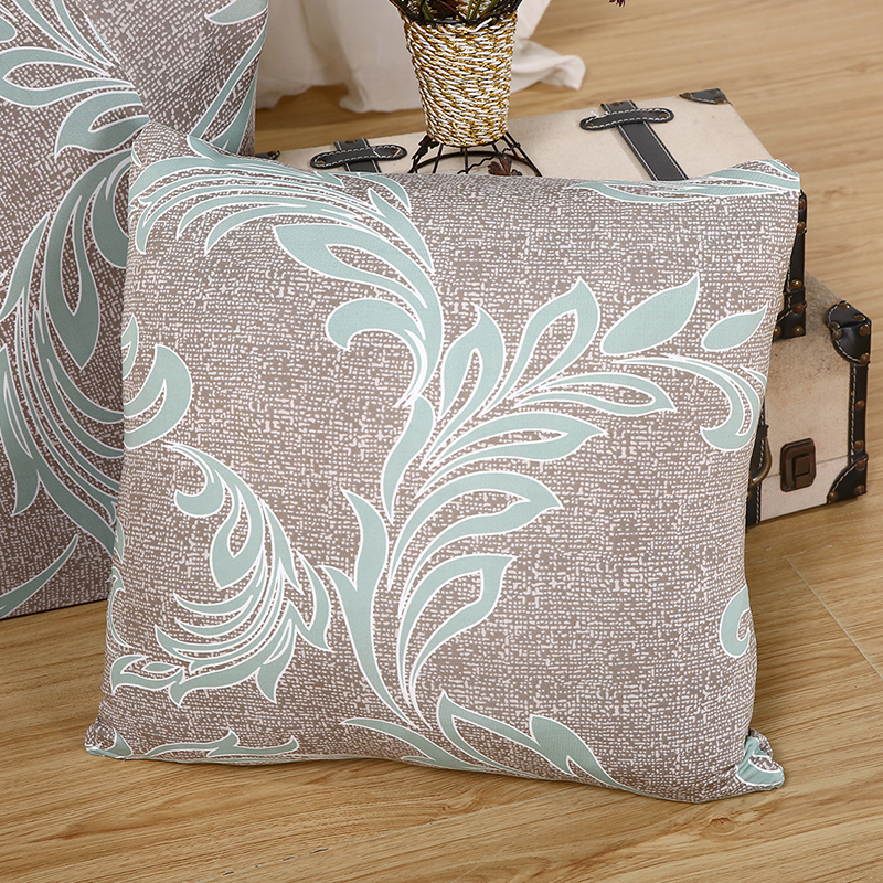 45*45cm Printed pattern Cushion cover pillow case Cushion covers sofa covers slipcovers Couch covers furniture sofa bedding set