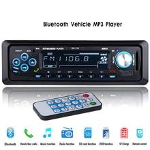 12 V Auto Radio Stereo Audio Player Bluetooth Telefon AUX-IN MP3 FM/USB/1 Din/Fernbedienung Autoradio