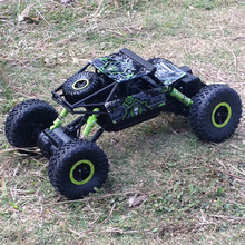 SUV Jeep RC car toys Dirt bike Off-road vehicle Remote Control Car Toy for children Xmas gift  Rock climbing car Boy classic toy