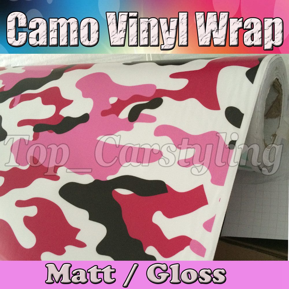 small rose pink camouflage vinyl car wrap film vehicle covering coating with air bubble. Black Bedroom Furniture Sets. Home Design Ideas