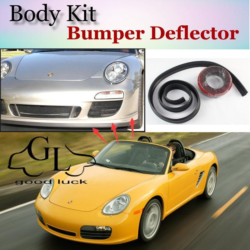 Porsche Boxster Car: For Porsche Boxster 986 987 Bumper Lip Lips / Car Lip Shop