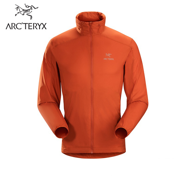 Men's lightweight hiking jacket