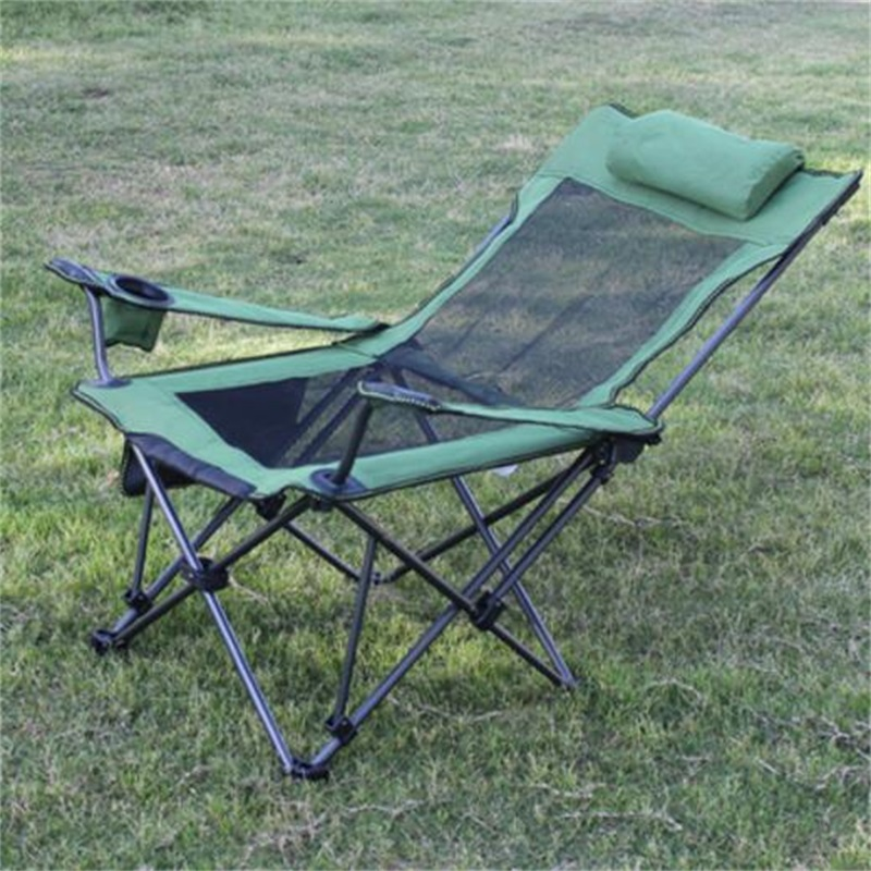 Folding Beach Chairs Outdoor fishing chair Reclining chair detachable folding reclining chair portable beach chair outdoor fishing chairs