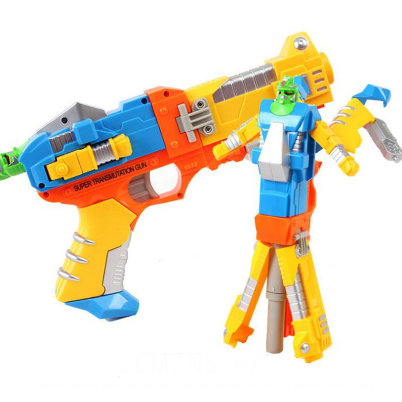 Toys Plastic Transforoation Nerf Gun Pistol Inflatable Soft Bullet Gun  Sports Outdoor Summer Beach Shooting Squirt Nerf Water-in Toy Guns from  Toys ...