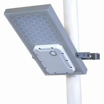 HEX 780X Warm White All in One Waterproof Day/Night Sensor 3 Power modes Solar Powered LED Street Light Solar Outdoor Light - DISCOUNT ITEM  32% OFF All Category