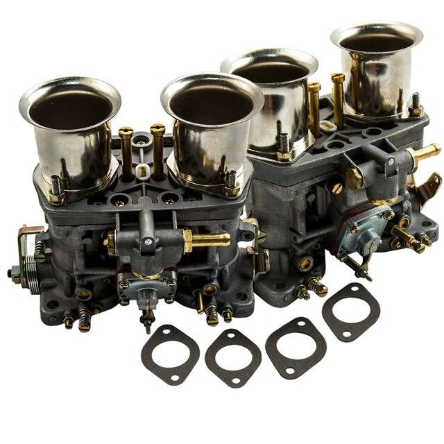 2 шт. одна пара 2 цилиндровый карбюратор 40IDF воздушный гудок для VW Bug 40 IDF карбюратор