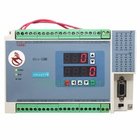 32MR 16 Ports Input 16 Ports Relays Output PLC 4AD 2DA Analog With RS232 Cable By