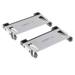 Image 2 - 2 Pcs Durable 50pin CF Karte Speicher Teil Stecker Adapter Reverse Deck CF Karte Speicher Teil Stecker für PCB 3C numerische code