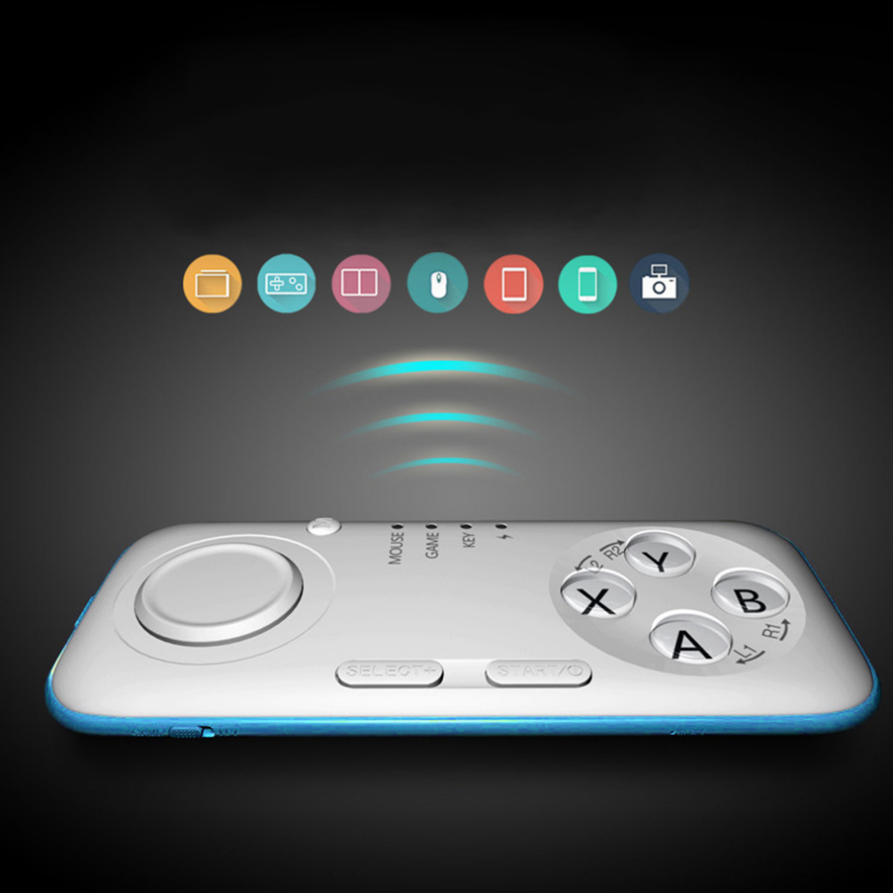 MOCUTE Mini Wireless Bluetooth Gamepad Remote Controller Selfie Shutter For Phone mid TV box PC gamepad wireless mouse