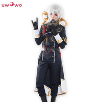 The Sword Dance Touken Ranbu Cosplay Nakigitsune Satin Costume Coming Soon Sell On May 31st