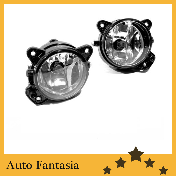 Front Fog Light Assembly for Volkswagen Polo 9N3 -Free shipping front