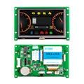 4 3-дюймовый TFT ЖК-экран с контрольной платой и RS232/RS485/TTL/USB портом