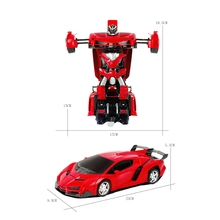 Remote Control Car Transformers For Kids