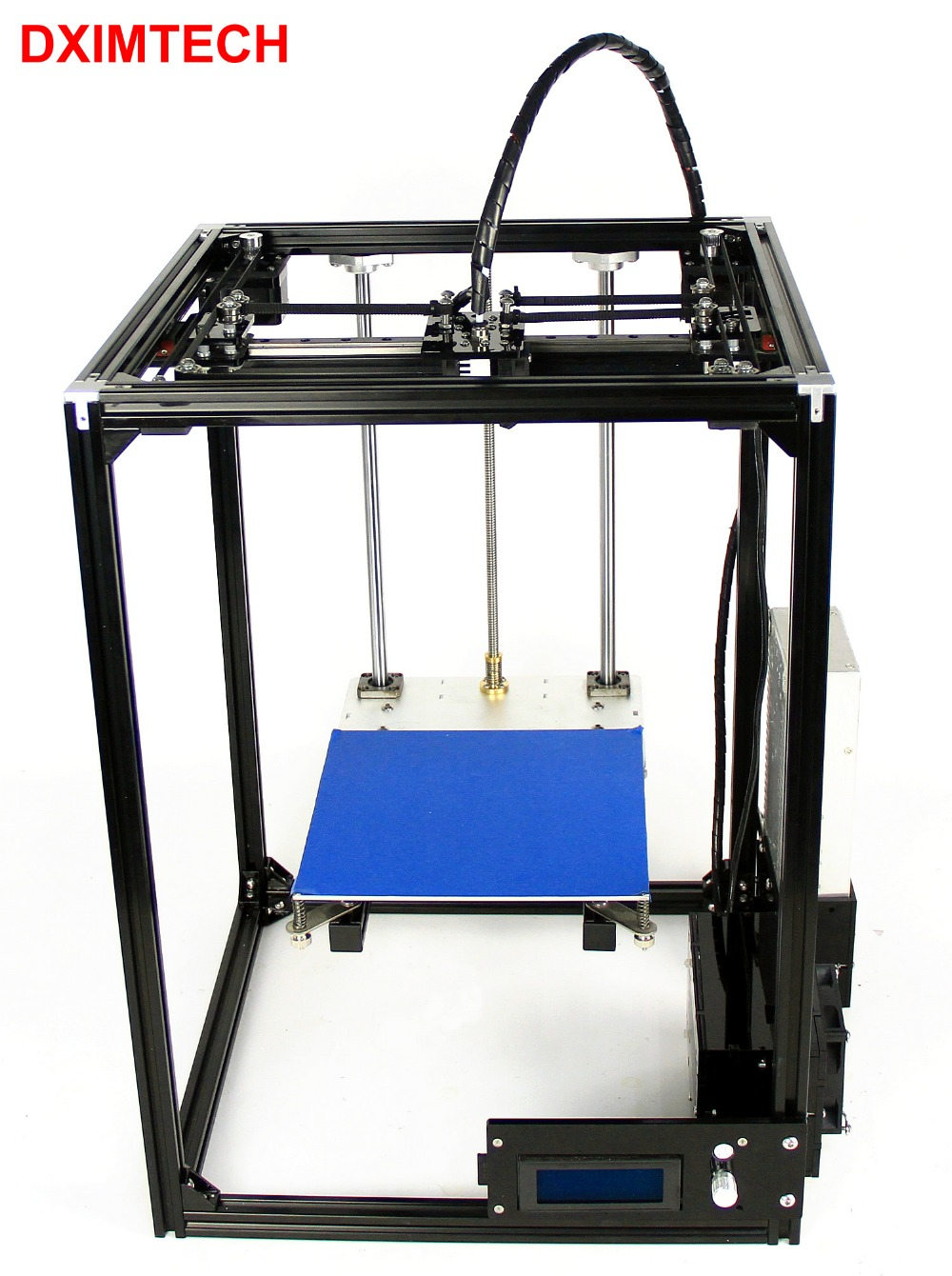 DXIMTECH CB-15 3D printer kit single big print hbot laser engraving E3D extruder 3d printing drawing robot corexy 3D printer все цены