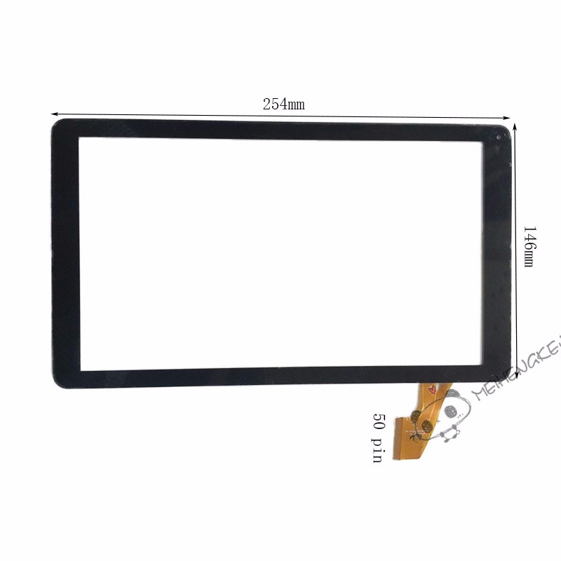 New 10.1 inch Touch Screen Digitizer Glass For Reellex TAB-10E-02 tablet PC Free shipping