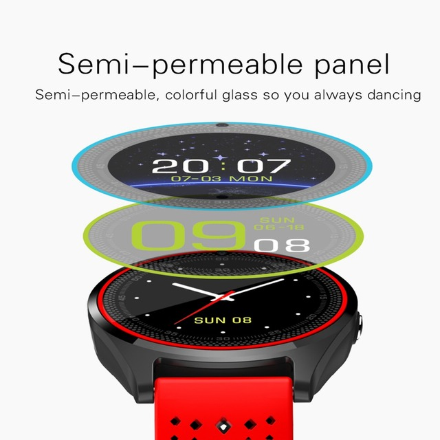 Beseneur V9 Smart Watch with Camera Bluetooth 2