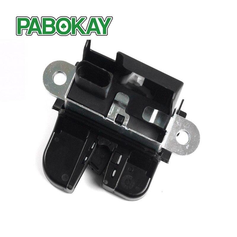 Nowy dla VW POLO 10-16 tylny klapa bagażnika mechanizm blokady 6R0827505B nowy 5M0827505E9B9