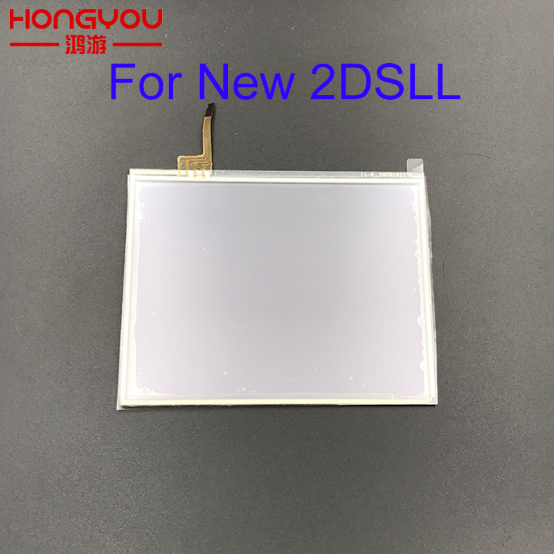 30pcs Brand New glass Touch Screen Digitizer for New 2DS XL LL Console Replacement Host touch